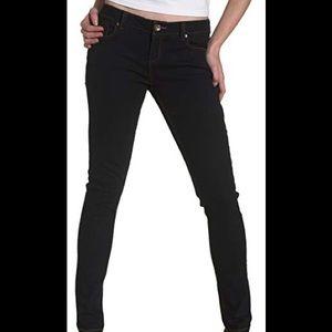 Bongo Juniors Skinny Jean, Black